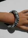 Armband in grau- Paracord Armband